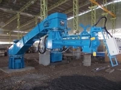 Continues mixer capacity 20 MTPH * 1 no, 13.2 MTPH & 7 MTPH* 04 No.
